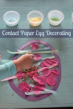 Contact Paper Egg De