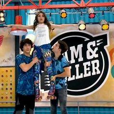 Ramiro, Luna & Matteo