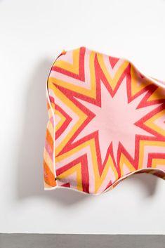 """ by Liz Collins - Artist Cotton Blanket Cotton Blankets, Artist At Work, Weaving, Inspiration, Design, Biblical Inspiration, Knitting, Crocheting, Stitches"