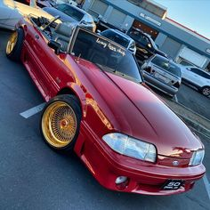 Mustang Wheels, Ford Mustang, My Dream Car, Dream Cars, Mustang Restoration, Donk Cars, Fox Body Mustang, 70s Cars, Buick Cars