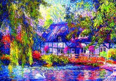pinturas impresionistas faciles - Buscar con Google