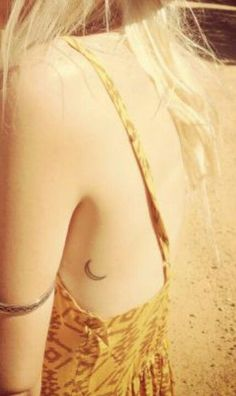 moonchild tats, gettin a crescent moon somewhere soon, for sure:) Inked. | tattoos picture moon tattoo