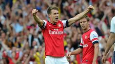 Aaron Ramsey is the Arsenal Player of the Month!