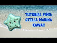 Tutorial Fimo: Stella Marina (Kawaii polymer clay starfish)