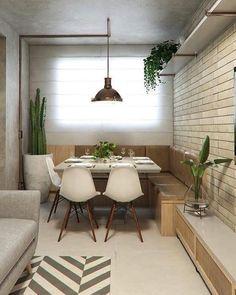 Scandinavian Dining Room Design: Ideas & Inspiration - Di Home Design Interior, Dining Room Small, Dining Room Design, Home Decor Trends, Home Decor, House Interior, Trending Decor, Home Interior Design, Home Decor Tips