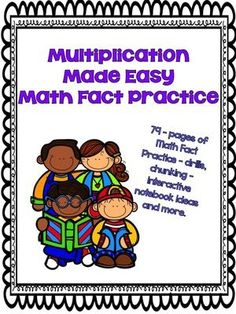 The purpose of the lessons in Multiplication Made Easy is twofold: to help students learn multiplication facts accurately and to help students learn facts with automaticity.  At the first level, students can produce math facts when they have time to think and concentrate.  The second level allows them to simply produce facts – automatically -- with both speed and accuracy.