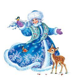 Magical Christmas, Blue Christmas, Winter Christmas, Birthday Greeting Message, Birthday Greetings, Baby Zoo Animals, Christmas Sheets, Saint Nicolas, Autumn Art