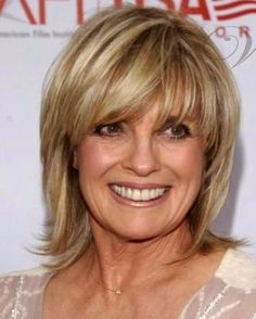 great layered and feathered hairstyle-linda gray                                                                                                                                                                                 More