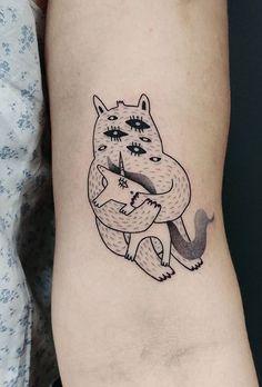 Maja Mro Tattoo