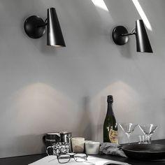 618-Northern-Lighting-Birdy-Kort-Vegglampe-Sort-Sort_m