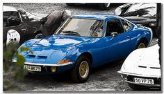 The Original Opel GT by BeastmasterNo2, via Flickr