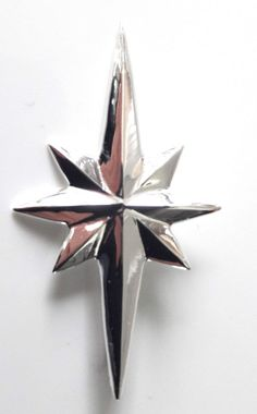 Really lovely, traditional Christmas star pendant. Sold with a FREE silver chain. Matching silver studs available. Christmas Star, Christmas Ornaments, Star Pendant, Christmas Jewelry, Christmas Traditions, Studs, Jewellery, Chain, Holiday Decor