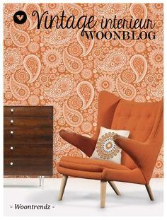 Bekijk 'Vintage interieur' op Woontrendz ♥ Dagelijks woontrends ontdekken en wooninspiratie opdoen!