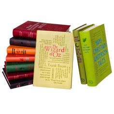 Word Cloud Classics Set of 10 Books- Group C from Juniper Books