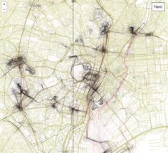 Using Flickr Photos to Map the Scenic Routes of Every City in The World - CityLab