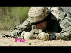 http://www.bbc.co.uk/bbcthree A series about a bunch of soldiers who love being soldiers, and the camaraderie, bonds and banter they share, even though they are risking their lives defusing hidden bombs.