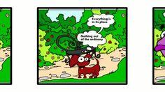 Winner in Toon Boom Animation Garfield's Comic Boom Comics Happen! contest Watch: Denise_Zajkowski_A_Beautiful_Day Comic Boom, Garfield Comics, Have Some Fun, Beautiful Day, Animation, Shit Happens, Watch, Clock, Bracelet Watch