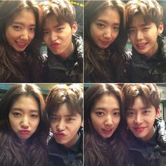 15 Lovely photos of Park Shin Hye and her guy friends!