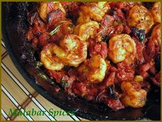 Garlicky Shrimp with Sun Dried Tomatoes