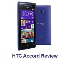 The HTC Accord Review contains detains on the phones specifications, functions and features with a glance on why the phone is technologically upgraded.