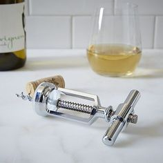 Bodega Stainless Steel Wine Opener//bought mine in Germany :)