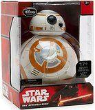 Amazon.com: Bulb Botz Star Wars BB-8 Plastic Alarm Clock: Watches