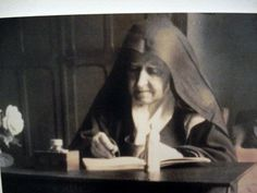 Photo of Mthr. Agnes (Paulina Martin) - St. Therese's sister - daughter of Bls. Louis and Zelie Martin