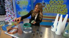 Learn how to make wire trees with this #GMAImproveThis extra from Sabrina Soto