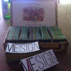 Designme folding business cards Folded Business Cards, Hana, Graphic Design, How To Make, Visual Communication