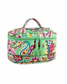 5400edee0707 Vera Bradley Home and Away Cosmetic case in Tutti Fruitti