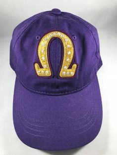 d9f2c87d882 Omega Hat with bullion Omega symbol. Omega Psi PhiSymbolsIcons