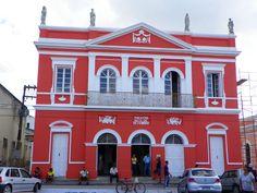 Penedo, Alagoas - Brasil - Teatro Sete de Setembro