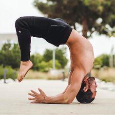 @diceyoga in the #AloYoga Lounge Moto Jogger #yoga #inspiration