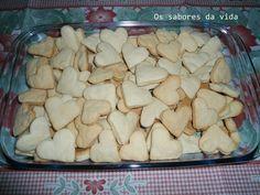 Cozinha da Niva: Biscoitos de creme de leite