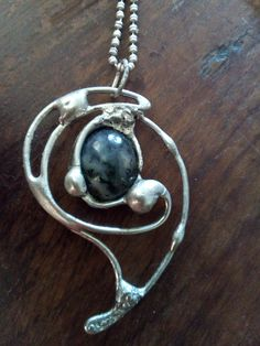 Moss agate Washer Necklace, Pendant Necklace, Moss Agate, Jewelery, Jewels, Jewlery, Jewerly, Jewelry, Drop Necklace