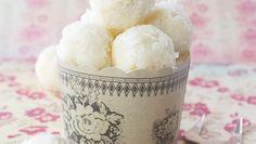 IQS: Coconut truffles