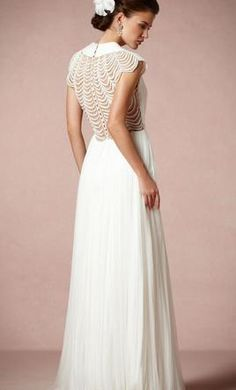 BHLDN Catherine Deane Ortensia  6: buy this dress for a fraction of the salon price on PreOwnedWeddingDresses.com