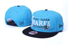 NHL San Jose Sharks Snapback Hat (6) , cheap  5.6 - www.hats-malls.com