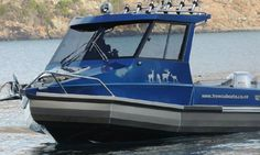 The new F-21 Hardtop by Frewza After dominating the boating market of aluminium boats, Frews Marine NZ Comapny launched the new aluminium beauty FREWZA Model F-21 Hardtop powerboat.