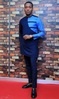 Do you know that African men styles are also hot just like the ladies ankara styles. These men ankara styles can make your fashion life glow more than you expected. African Wear Styles For Men, African Shirts For Men, Ankara Styles For Men, African Dresses Men, African Attire For Men, African Clothing For Men, Latest African Fashion Dresses, African Men Fashion, Africa Fashion