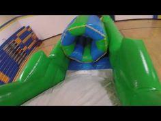 Single Lane obstacle course POV - YouTube