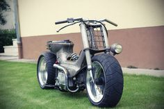 Free the wheels - Speedfreak Custom Honda Chaly