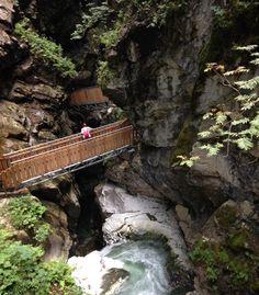 Cascate di Stanghe Alto Adige Italia