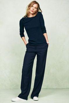 66a66fb4a49 15 Increíbles outfits minimalistas para las amantes de la comodidad y la  sencillez