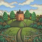 For Your Good Heart - Paul Horton (Giclee on Paper)
