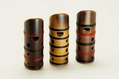 Bamboo Ocarina VI //  Pocket recorder // Compact flute //