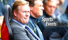 Ronald Koeman is surprised by the impressive start of the Premier League by Southampton. Visit:http://sportsandevents.livejournal.com/3595.html