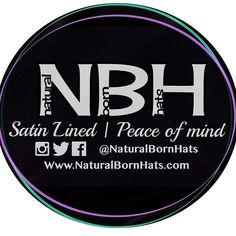 #NBHat #satinlined #peaceofmind by naturalbornhats