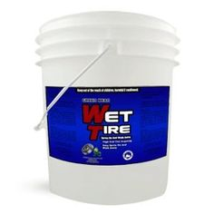 Wet Tire – Tire Shine and Gloss 5 Gallon http://www.productsforautomotive.com/wet-tire-tire-shine-and-gloss-5-gallon/
