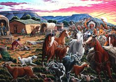 Texas–Indian wars: The Second Battle of Adobe Walls